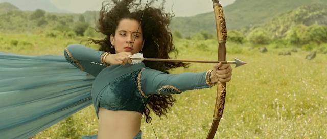 Manikarnika (2019) Full Movie [Hindi-DD5.1] 1080p BluRay ESubs Download