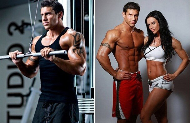 lean muscle workout plan for beginners