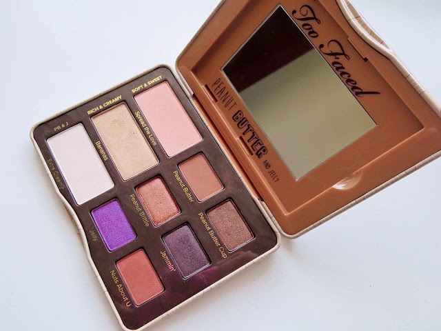 a picture of Too Faced Peanut Butter And Jelly Palette