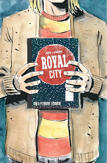 Royal City tom 3 okładka