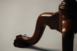 Wood Carving Custom Furniture