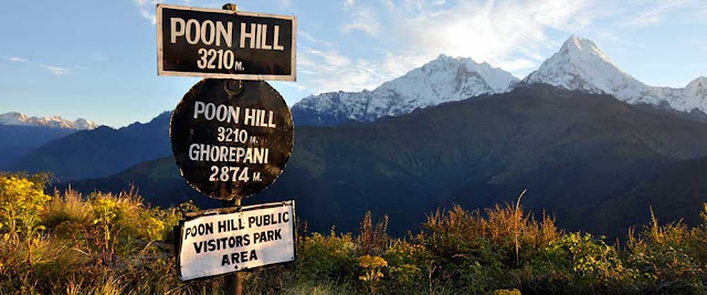 Ghorepani%2BPoon%2BHill - Panoramic Ghorepani Poon Hill Trek