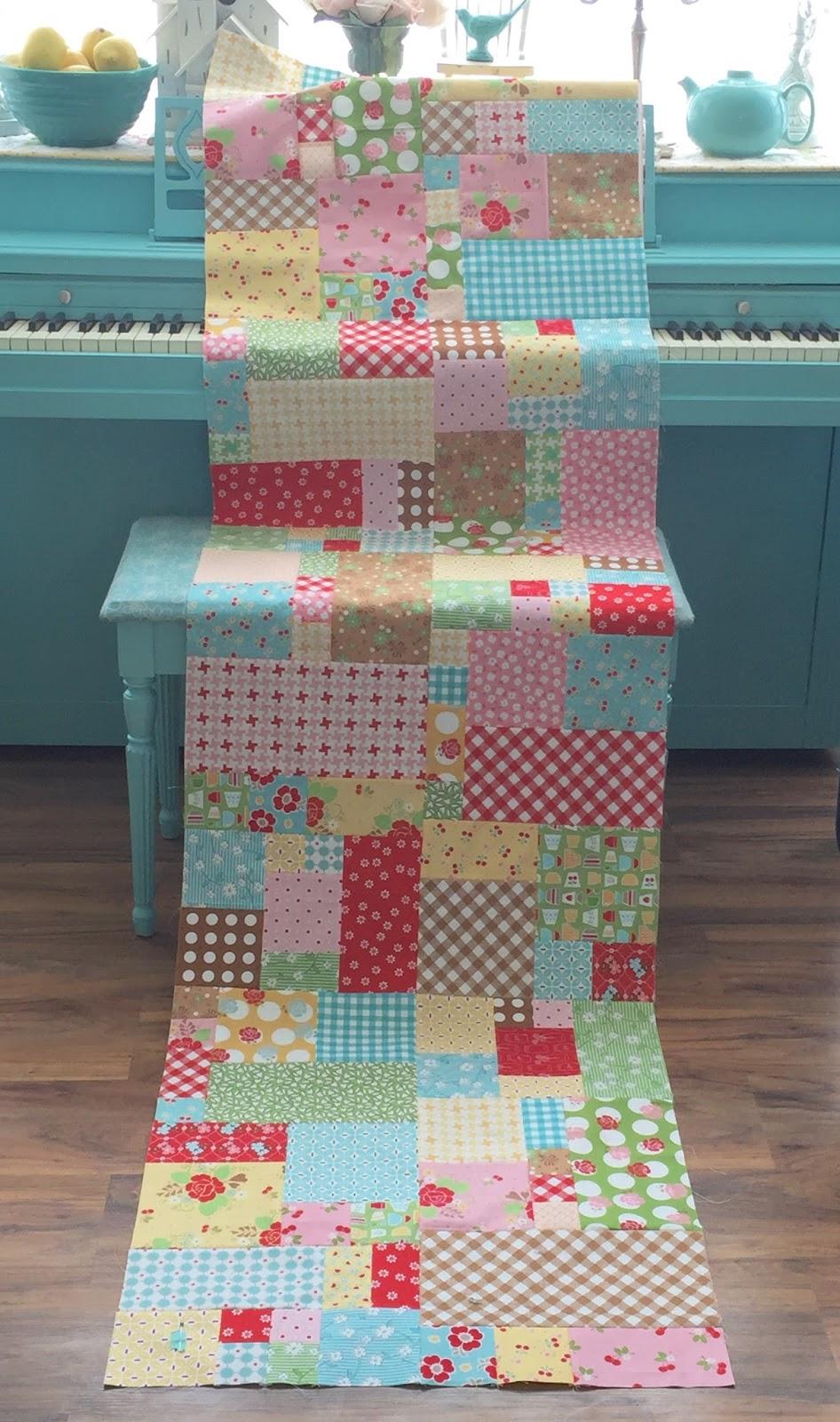 flirt quilt pattern