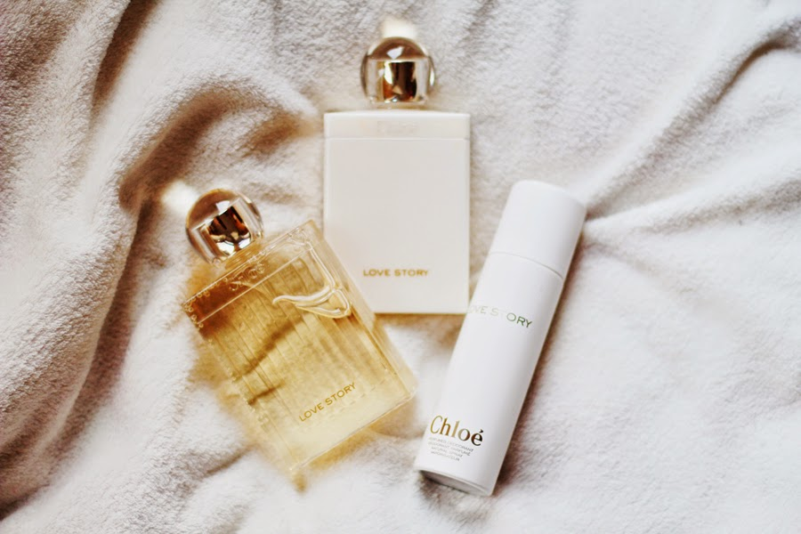 beauty lovestory chloé girls