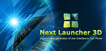 Next Launcher 3D v1.33 APK