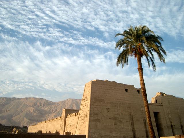 Medinat Habu, Luxor