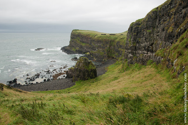 Dunluce Castle Irlanda del Norte