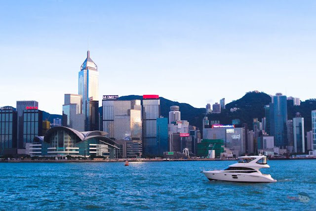 Tsim Sha Tsui of Hong Kong