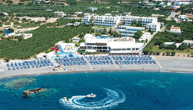 Sunshine Crete Beach - All Inclusive