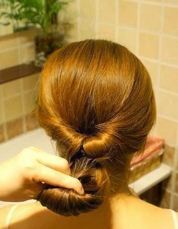 女人100種綁頭髮的方法。綁好後美到嚇死人!(一定要收藏!)