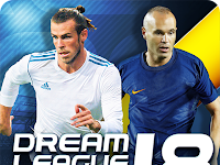 Dream League Soccer 2018 MOD Money v5.061 APK+Data