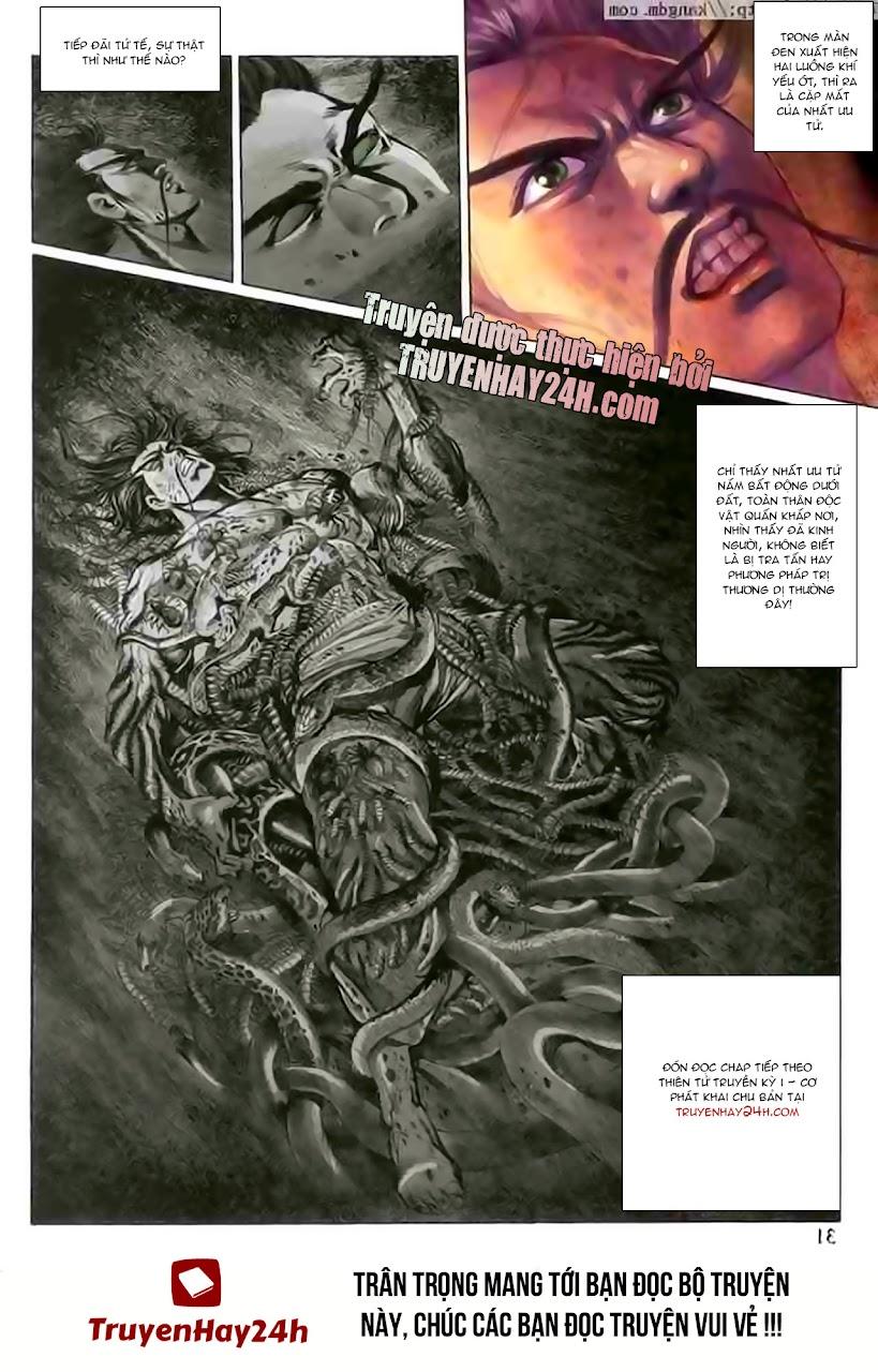 Cơ Phát Khai Chu Bản chapter 111 trang 32