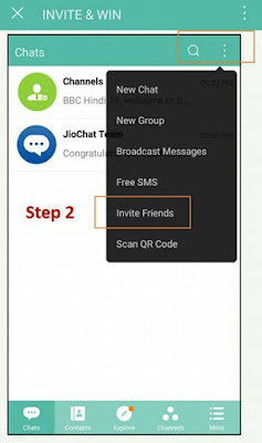 JioChat-Refer JioChat App Loot : Refer & Earn Couple Movie Tickets + Get A Chance To Win JioFi 4G Hotspot Technology