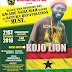 EVENT: Kojo Lion - Black man's Dewtours Day