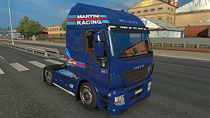 Hi-Way Williams Martini Racing skin mod