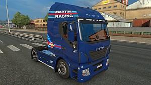Hi-Way Williams Martini Racing skin mod