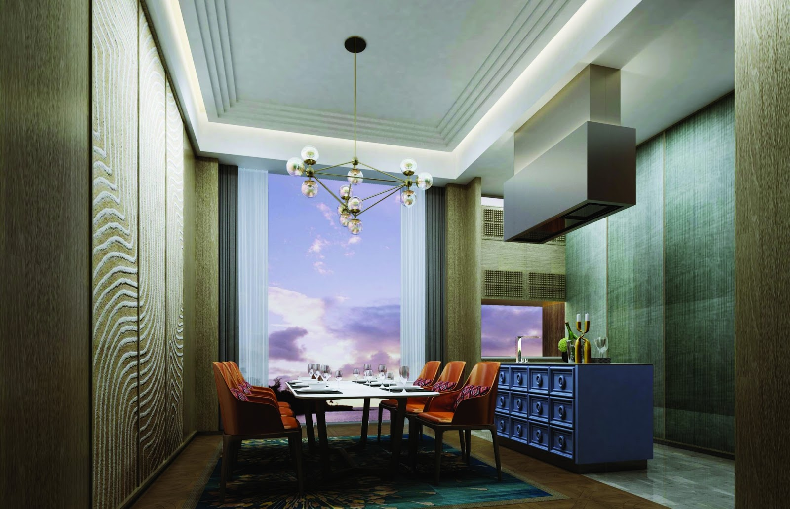 Hình ảnh căn hộ La Luna Resort Nha Trang