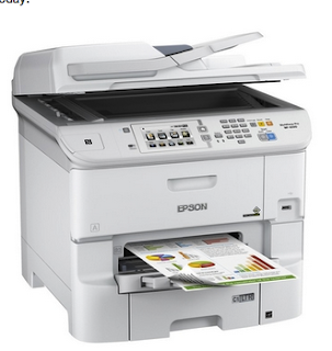 Epson WF-6590 Driver Free Download