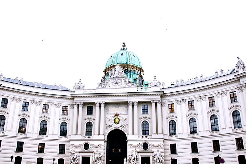 what to see and when to visit Hofburg palace in Vienna
