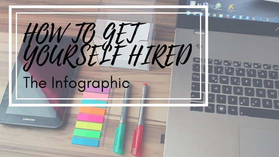 How to Get Yourself Hired (The Infographic)
