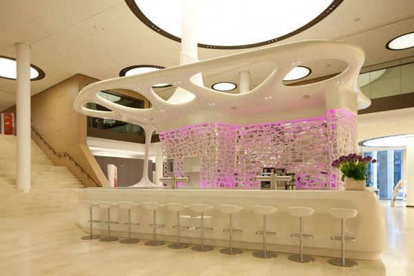 Excellent Reception Design  Front Office Design  Interior Design For Office