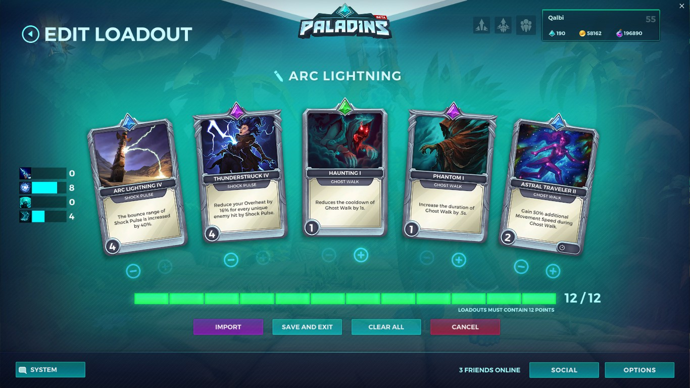Paladins Bird's Loadout List   Your Ultimate FPS Gaming Guide