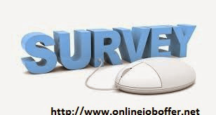 Online survey jobs without any investment
