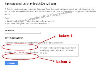 Blog Cara Mengambil Kembali Akun Gmail Yang Kena Hack
