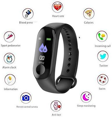 Fitness tracker, 5 trending Gadgets on Amazon, Siztalk, Gadgets