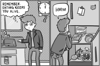 Heartbreaking 'No Girlfriend Comics' Perfectly Depict What A Breakup Feels Like