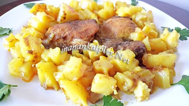 Fırın Poşetinde Patatesli Tavuk Nasıl Yapılır - www.inanankalpler.net
