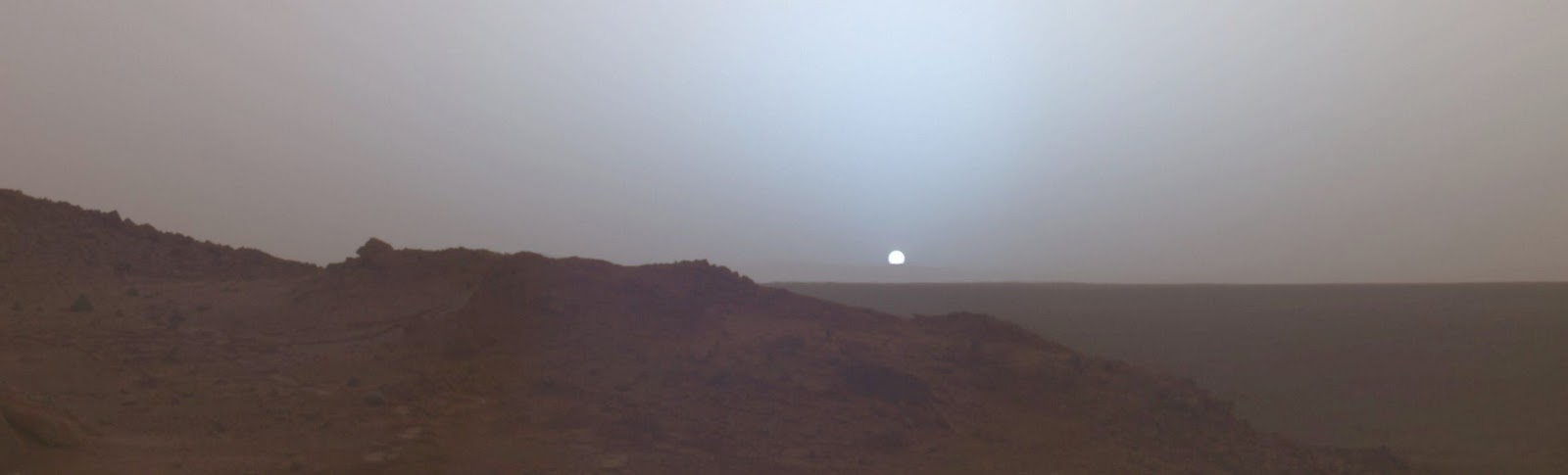 mars sunset rover - photo #21