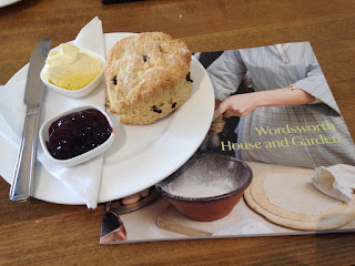 Wordsworth House scone