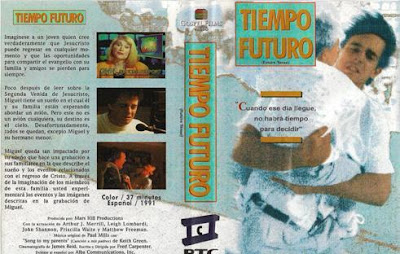 película cristiana evangélica; tiempo futuro