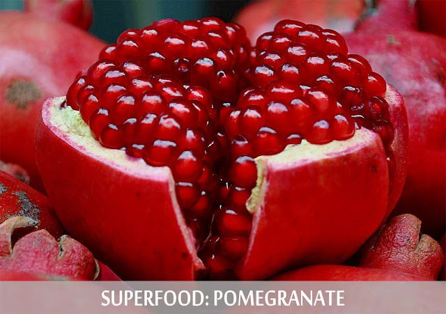 SUPERFOOD POMEGRANATE, POMEGRANATE, SUPERFOOD