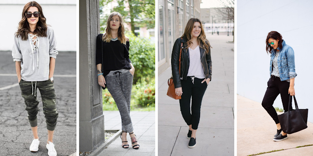 Outfit ideas for styling Joggers