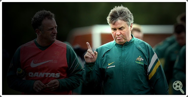 Guus Hiddink Australia