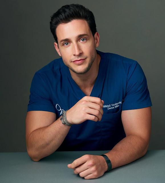 Doktor Paling Handsome Di Dunia