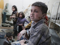 Hizbut Tahrir Inggris : Serangan Senjata Kimia Assad – Hasil Kemitraan Kriminal Dengan Barat