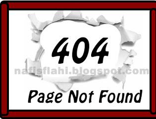 404 Custom page