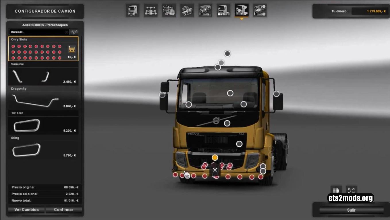 Truck - Volvo Vm 2015