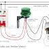 Como ligar fotocélulas 220V e 127V