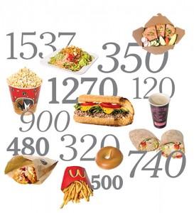 Fast Food Progressive Dinner Ideas