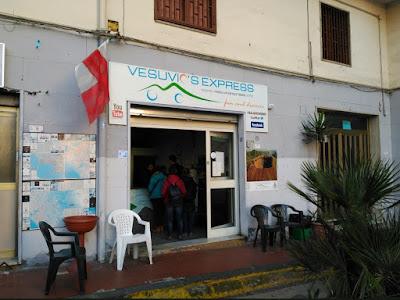 vesuvio express office