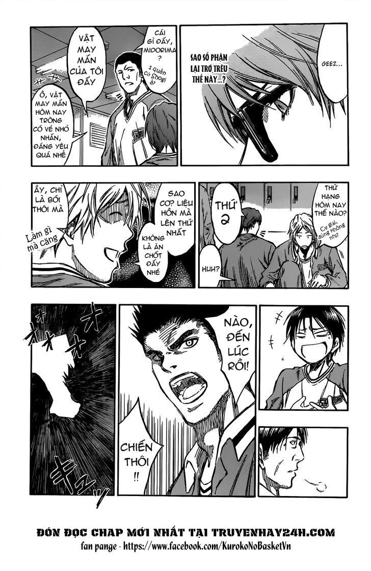 Kuroko No Basket chap 175 trang 3