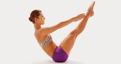 V Sits Exercise Full-Body-Weight Circu...