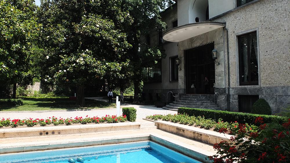 Anni j rgenson blog milan villa necchi campiglio for Villa mozart milano