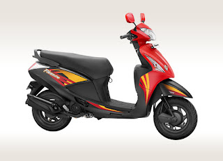 top 10 scooty in India, hero pleasure