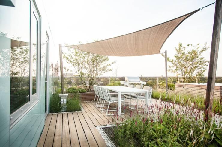 Interior Relooking: Casa al mare: come arredare il terrazzo