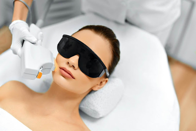 """Hello Beauties, How's your weekend? I believe yours is great :).  Well today I would like to share about """"What is Laser Skin Tightening and Why is it Needed?"""" Skin laser is really happening these days, many people talking about it. Actually, what is so happening about skin laser? What are laser skin tightening machines? And the most important is, why do some people take advantage of their services? To understand that, we need to know into human nature.     Human Beings Want To Be Seen Perfect    We must understand that nobody wants to feel undesirable and unattractive. Everyone wants to be seen beautiful and charming. Even, there are some people who can become completely stressed out because of one little wrinkle or line. So if you're feeling insecure about having wrinkles, you are not alone. There's nothing wrong with that. It's alright to make an effort in getting rid of those wrinkles.  A Quick Look at Lasers and Your Other Options Cosmetic machines like lasers don't necessarily have to be your first solution. There are some other methods such as applying an anti-aging cream or lotion. However, it's possible that you will unexpectedly need those medical treatments to prevent wrinkles.  To fight minor wrinkles, we can start the clinical treatments by having Botox injections. But they use needles, which some of us don't really enjoy. In some drastic cases, there are some people who choose surgery which isn't always the best option, though.  Lasers involves no needles treatment and it causes very little pain. Not only that, but there are also many different kinds of ablative, non-ablative, and other lasers out there which offer a certain ability to customize our treatment plan.  A Closer Look at the Laser Skin Tightening Method Before we have laser skin tightening done, we should know the method and the science behind it. First of all, it works by sending pulses of light and heat into your skin cells. It might focus on the surface cells or the deeper tissues, depend"""